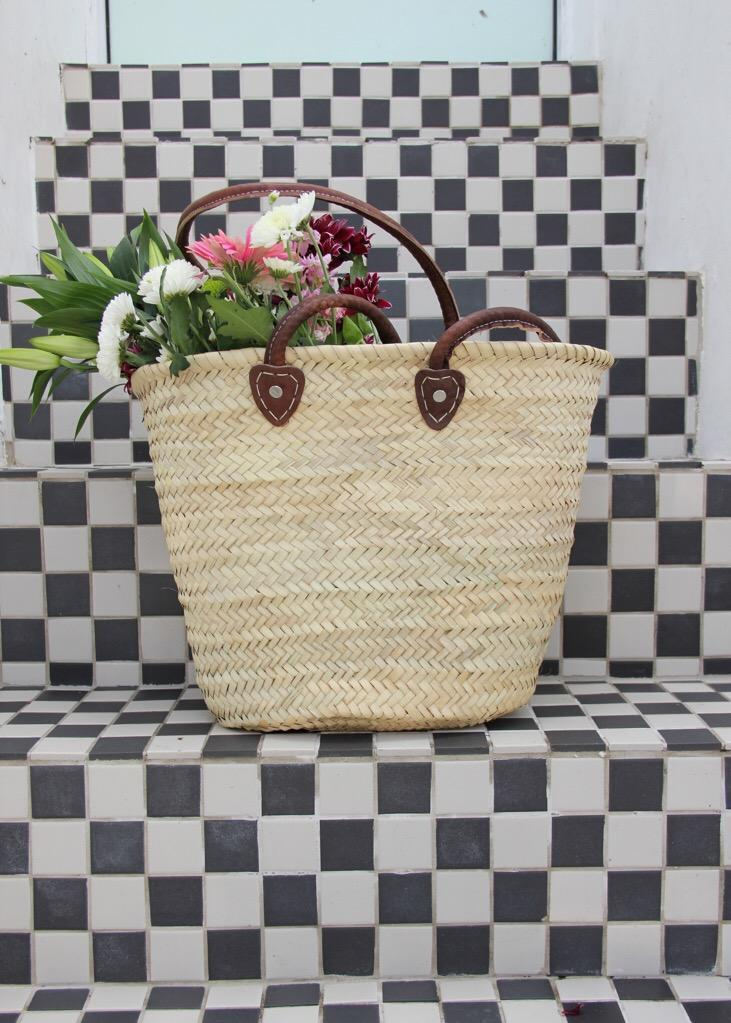 Shopping Basket Bag - Shopping Basket