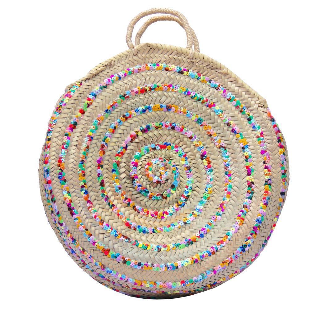 Woven Handbag - Woven Bag UK