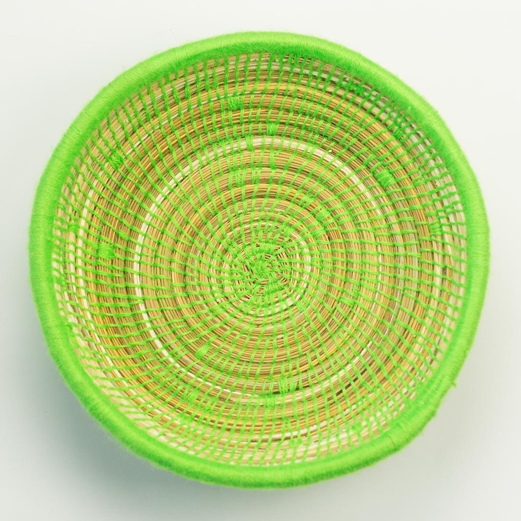 Woven Tray Basket - Decorative Basket Tray