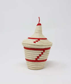 3 Mountains Tea Basket
