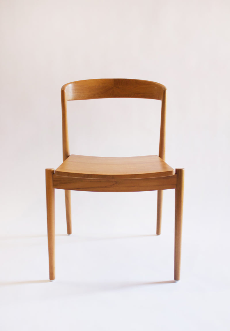 Selamat Ingrid Side Chair Teak