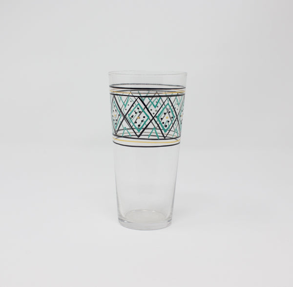 Roost Alexandria Turquoise Wine Glass