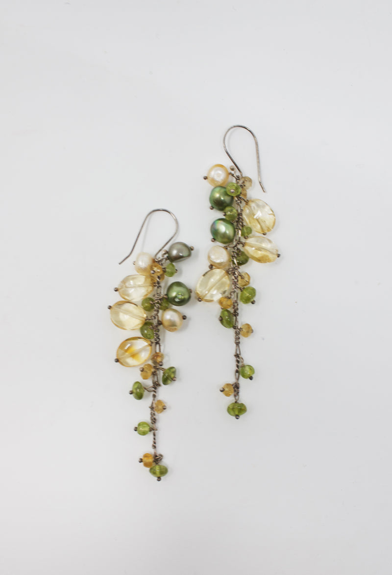 Gonz Chandelier Earrings