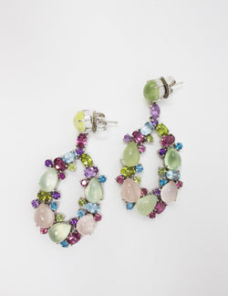 Gonz Spring Teardrop Earrings
