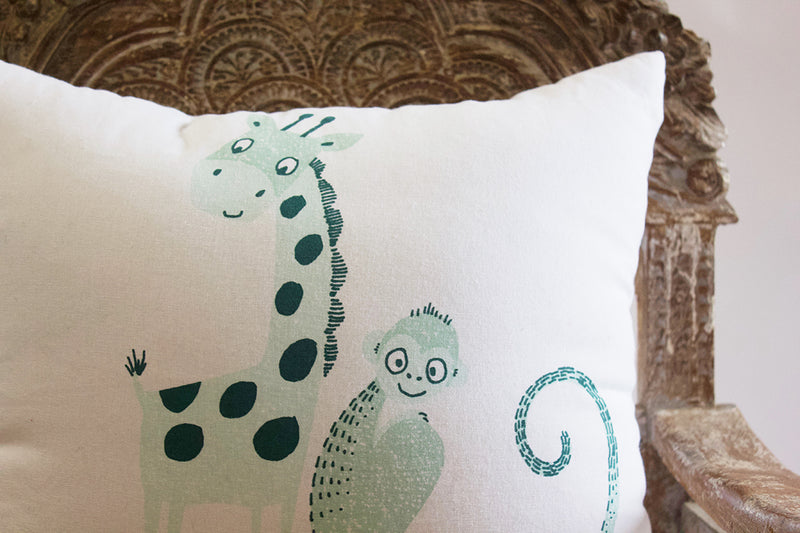 8Mood Jungle Trio Cushion