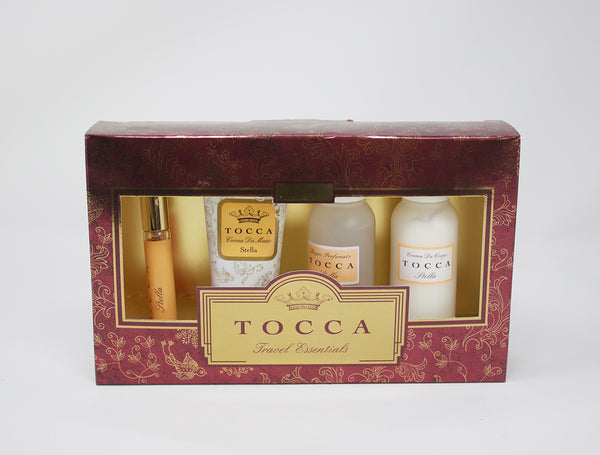Tocca Candle Stella Travel Set