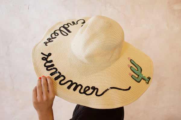 Endless Summer Straw Hat