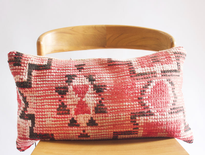 Moroccan Lumbar Pillow 10
