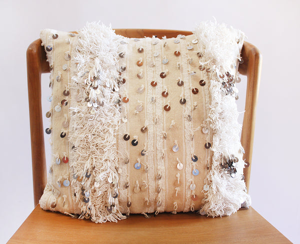 Moroccan Wedding Pillow 6