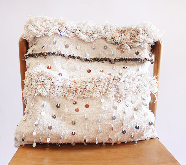 Moroccan Wedding Pillow 8