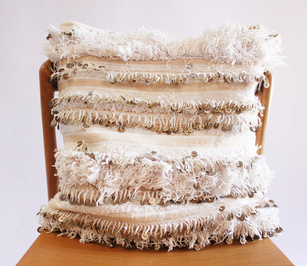 Moroccan Wedding Pillow 3