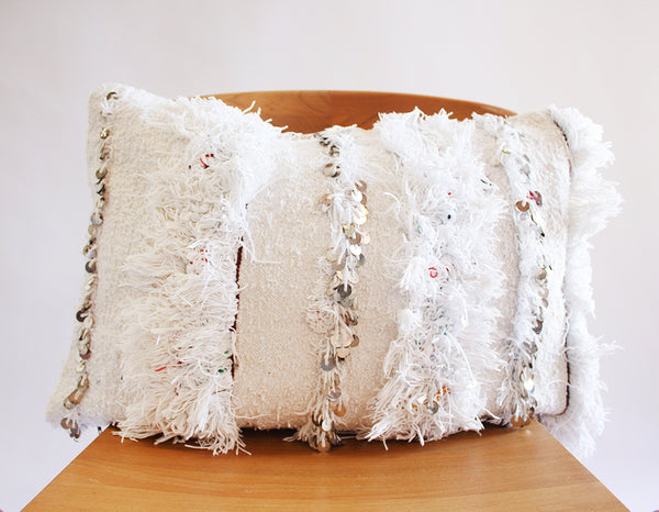 Moroccan Wedding Pillow 9