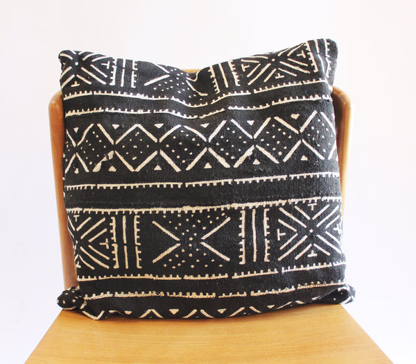 Mudcloth Pillow Bintou