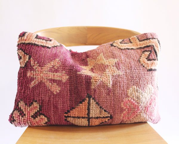 Moroccan Lumbar Pillow 3