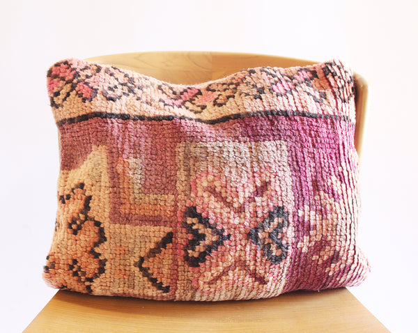 Moroccan Lumbar Pillow 2