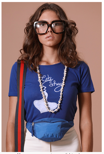 Sugarhigh Lovestoned Let's Shag Tee
