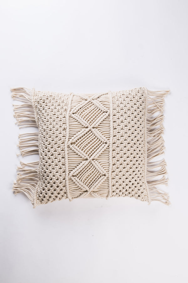 Couture Culture Knotty 3 Diamond Pillow