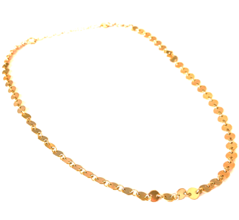May Martin Coin Choker