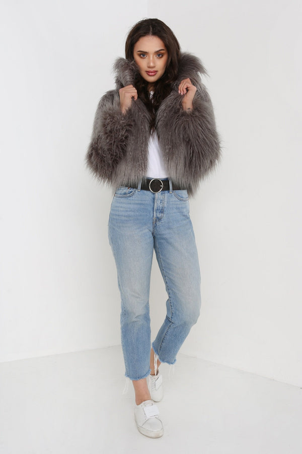 Unreal Fur The Passage of Venus Jacket