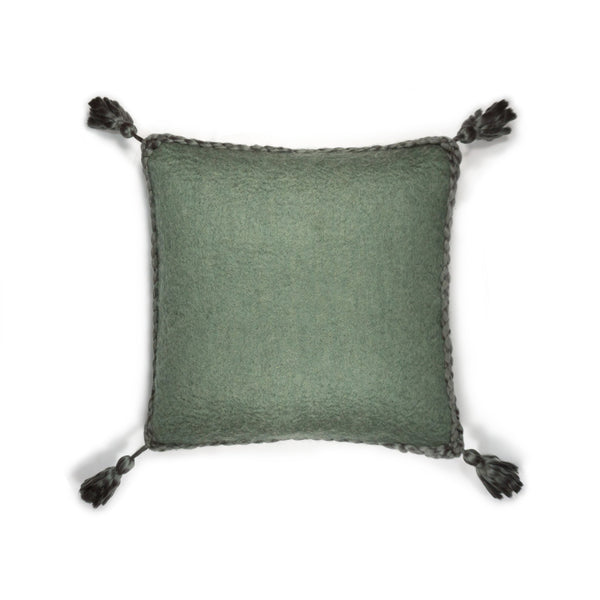 Couture Culture Comfort Grey Pillow