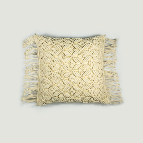 Couture Culture Knotty Multi Diamond Pillow