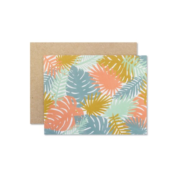 Wild Hart Paper Palms Card Set (Box)