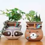 1PC Cute Hanging Pot