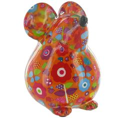 Pomme Pidou Piggy Banks - Mouse