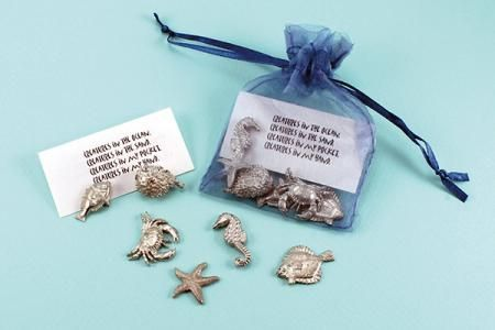 Sea Creature Charms- Say it with a Bag of Charms