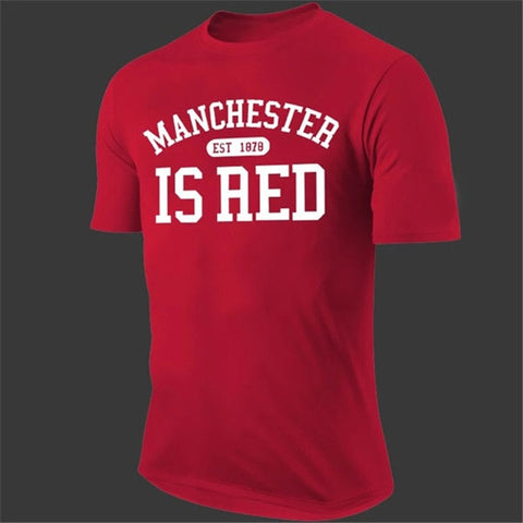 Manchester is Red - T shirt