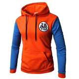 Dragon Ball Z Pocket Hooded Sweatshirt