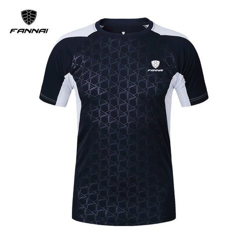 Gym T-shirt Men Soccer Jersey