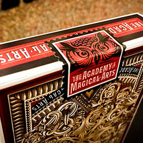 Academy of Magical Arts Playing Cards