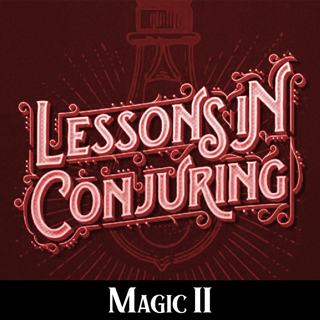 Magic II - Tuesdays 3pm-5pm with Harrison Lampert