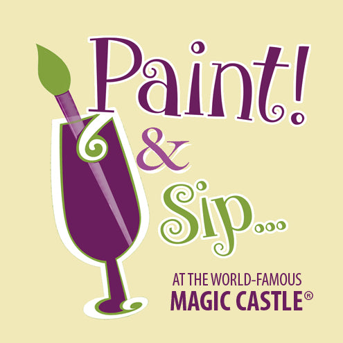 Paint & Sip Event - 03/09/20 @ 8pm