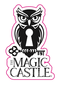 Magic Castle Sticker - Small