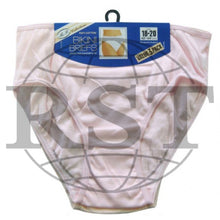 Load image into Gallery viewer, B1C: Pack Of 3 Passionelle Womens Designer Assorted Pastel Colour Bikini Briefs