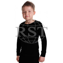 Load image into Gallery viewer, M105B: Boys British Made Thermal Long Sleeved T Shirt