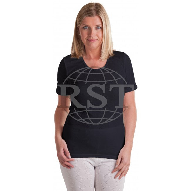 M303: Womens British Made Thermal T Shirt