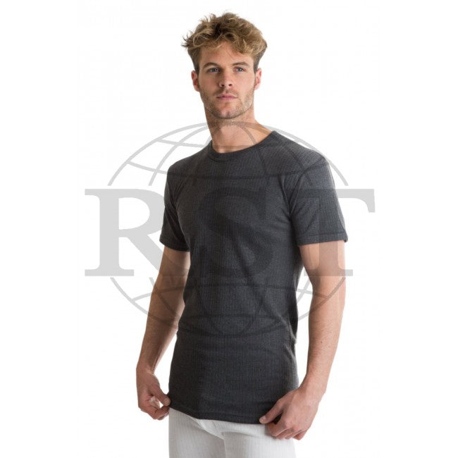M402: Mens British Made Thermal Short Sleeve