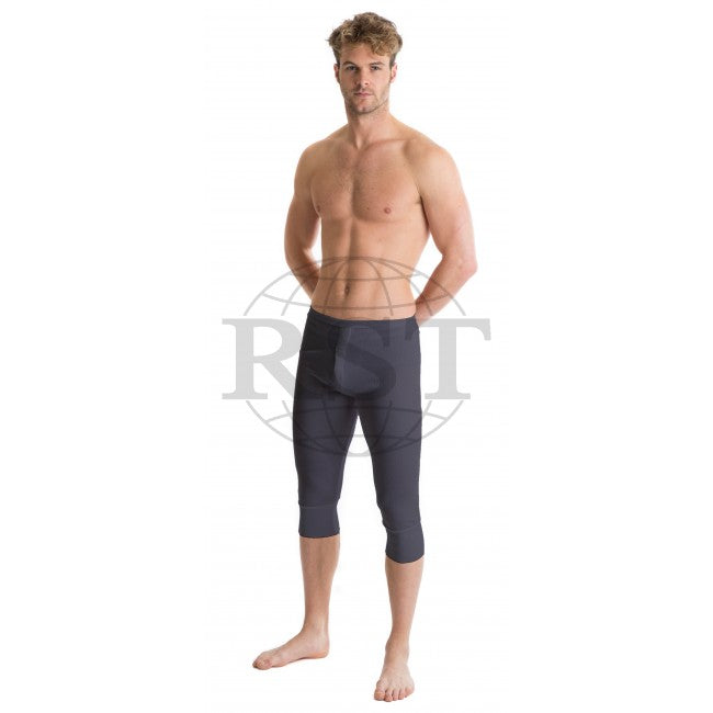 M406: Mens British Made Thermal Three Quarter Length Long John