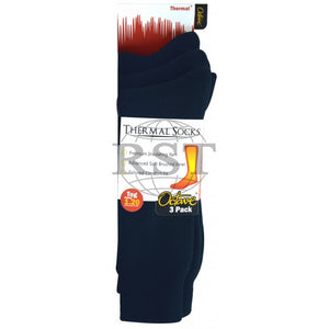 S001: 3 Pack: Octave Mens 1.2 Tog Socks