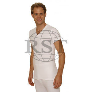 DVS: Mens Thermal V Neck Short Sleeve Vest