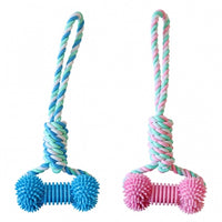 Chewable Dental Dumbbell Rope
