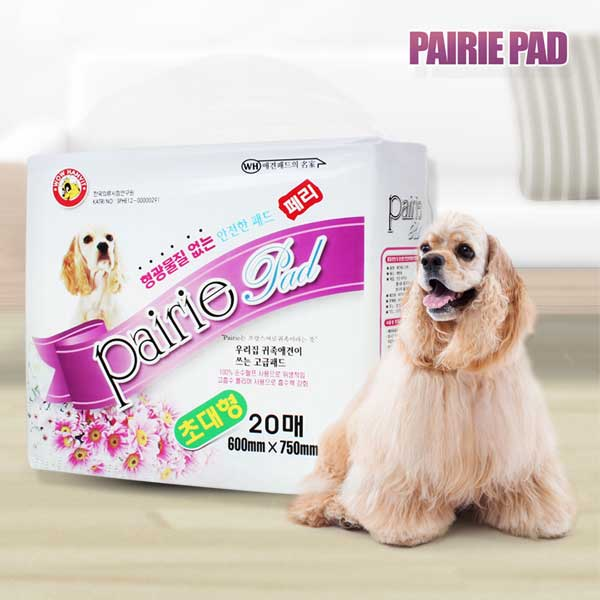 Extra Large Odor Control Pee Urine Pad / Disposable Potty Training Pad