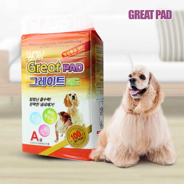 Extra Thick Odor Control Pee Urine Pad / Disposable Potty Training Pad