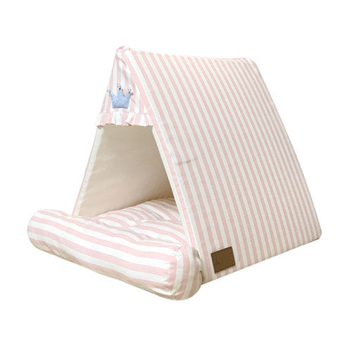 Foldable Tent Bed (Baby Pink)