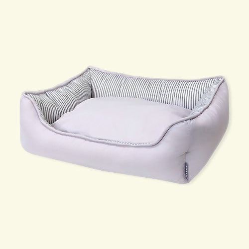 Sugar Candy Square Bed (Lavender)