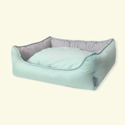 Sugar Candy Square Bed (Mint)