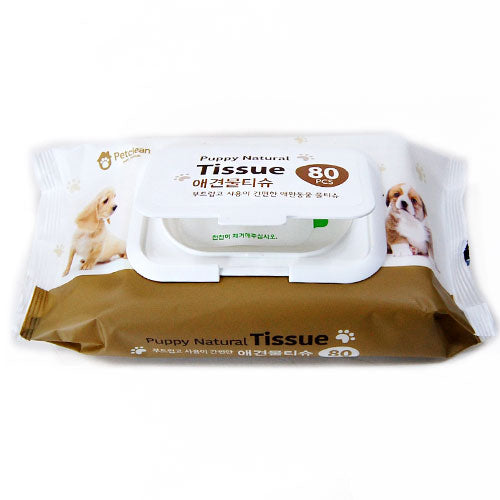 Aloe Antibacterial Pet Grooming Wipes